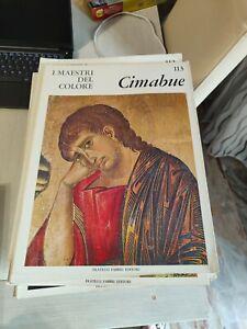 I MAESTRI DEL COLORE 113 CIMABUE - FABBRI EDITORI