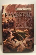 Hunter's Blades : The Two Swords R. A. Salvatore Drizzt First Print Hardcover