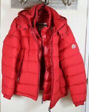 Moncler Brique Padded Puffer Jacket Size 4 Brand New Large Coat