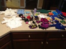 AMERICAN GIRL DOLL CLOTHES  ACCESSORIES SHOE LOT