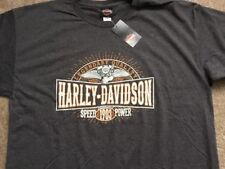 Harley Davidson Legendary Gray Shirt Nwt Men's XXXL