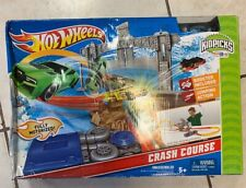 Mattel Hot Wheels Crash Course Kidpicks Toys R Us Brand New Sealed X2582