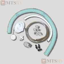 "Fresh Water Tank Accessory Hose Kit -  RV Concession Trailer Camper 1/2"" (I.D.)"