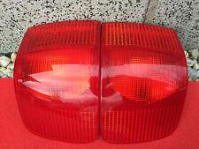 US USA Audi A6 100 C4 Rücklichter ROTER BLINKER+Reflektor Limousine Quattro