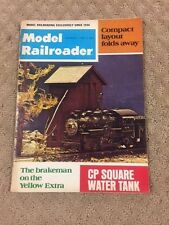 Model Railroader Magazine Jan 1973- TAKE A LOOK NOW - WOW -NICE MAGAZINE -24A