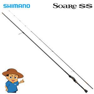 Shimano SOARE SS S76ML-S Medium Light fishing spinning rod 2018 model