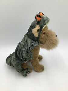 Top Paw Green Frog Halloween Costume for Dogs