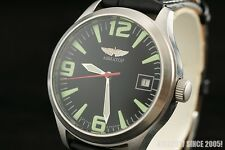 AVIATOR MILITARY style Poljot 2614.2H boxed Christmas 2017 gift Russian watch