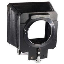 Zenza Bronica Bellows Lens Hood S for Zenzanon 80 180 150 200 SQ-A SQ-Ai SQ-Am