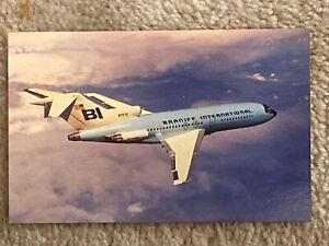 #058 -Braniff International- Boeing 727-27C