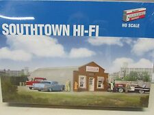 WALTHERS~ #933-2919~ SOUTHTOWN HI-FI BUILDING KIT~SEALED~ LOT B~ HO SCALE