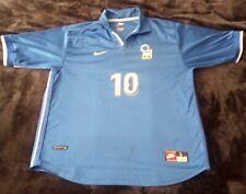Vintage 1997 Italy Home Football Shirt - 10# Del Piero