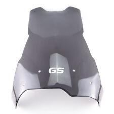 "+4"" Smoke Motorcycle Windshield Windscreen For BMW F800GS F650GS 2008-2016"