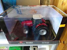 Universal hobbie uh 2836 Massey Ferguson 8680 6 wheel tractor