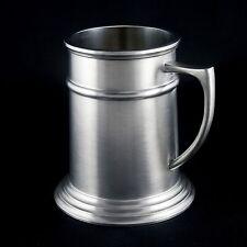 Pewter Beer Mug/Tankard - Swiss Made Switzerland Free Shipping