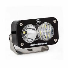 Baja Designs S2 Pro LED Light White Clear Driving / Combo Beam ATV UTV Jeep RZR