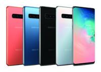Samsung Galaxy S10 SM-G973U 128GB - Black/Blue/White - New - Sprint