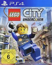 PS4 / Sony Playstation 4 game - LEGO City: Undercover boxed