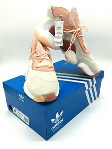 adidas Crazy BYW Sneakers Casual - Beige/Pink - Mens Size 11 - New In Box - NIB