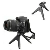 New Portable Mini Table Top Tripods Adjustable Stand For DSLR SLR Camera Phone