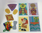 Vintage Sewing Cards 1975 Western Publishing Company  4 Cards Plus More!