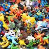 NEW 24/144pcs Pokemon Toy Set Mini Action Figures Pokémon Go Monster Gift 2-3cm
