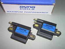 DYNA Mini Zündspulen Kawasaki Z 650 Z1-900 Z 900 Z 1000 GPZ 1100 ELR Ignition