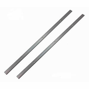 """12.5"""" HSS Replacement Planer Knives For For Wen 6550 6550t --2PCS"""