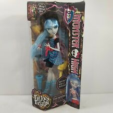 Monster High Freaky Fusion Ghoulia Yelps Doll - SEALED NEW