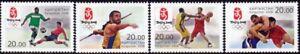 1142 - Kyrgyzstan - 2008 - Olympic Games in Beijing - 4v - MNH - Lemberg-Zp