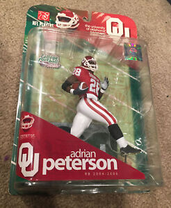 McFarlane SportsPicks - Adrian Peterson - Oklahoma Sooners - 2009