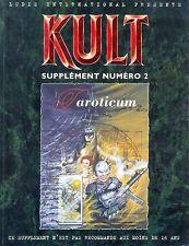 JDR RPG JEU DE ROLE / KULT TAROTICUM