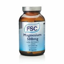 FSC MAGNESIO 500 mg 90 Capsule,