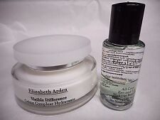 Elizabeth Arden Visible Difference Refining Cream + Make up Remover FREE SHIP