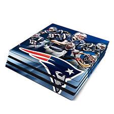 Sony PS4 Pro Skin Decal Sticker Vinyl Wrap Tom Brady New Patriots