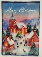 14 Christmas Cards and Envelopes (New Boxed) Navidad, Xmas, Holidays, Greeting