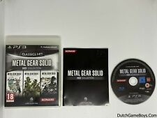 Metal Gear Solid - HD Collection - Playstation 3 - PS3