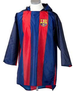 FC Barcelona Official Rain Mac