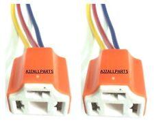 DAEWOO MATIZ H4 3 PIN 472 FARO FANALE Lampadina Posteriore FILO Grip Holder Connector