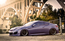 "HYUNDAI GENESIS COUPE A1 CANVAS PRINT POSTER 33.1"" x 21.4"""
