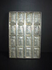 Eppelsheimer & Co. Shortbread Chocolate Butter Mold Soldiers Baking Pan