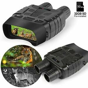 Night Vision Binocular, Ctronics Digital Infrared IR Night Vision Goggles for