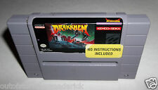 Drakkhen (Super Nintendo, 1991) - Tested & Works Great
