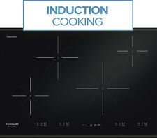 "Frigidaire Gallery 30"" 4 Element Black Induction Smoothtop Cooktop FGIC3067MB"