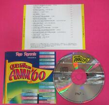 CD Compilation Quei Favolosi Anni'60 1967-4 NOMADI CORVI RIBELLI no lp (C42*)