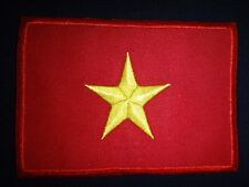 Vietnam War VC NORTH VIETNAMESE ARMY Pocket Patch
