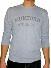 Mumford Phys. Ed. Dept. Shirt seen in Beverly Hills Cop worn by Axel Foley