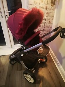 Stokke Crusi with summer and winter kit
