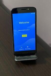Motorola Moto E5 Play Gray Locked to Metro PCS by T-Mobile