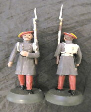 Rare Spanish Carlists of Tin toy soldiers wars Carlist new you choose how many